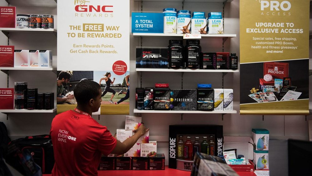 Picture of GNC