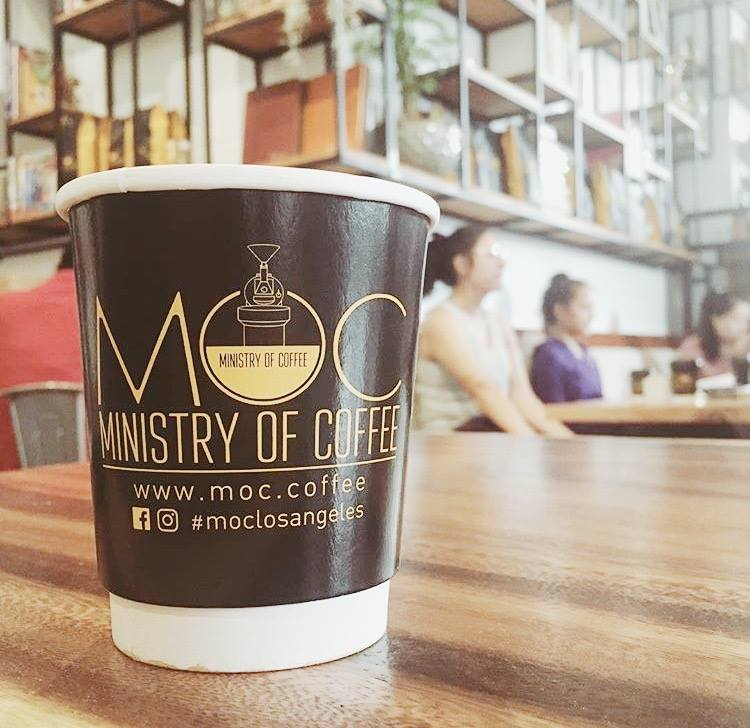 Picture of Ministry of Coffee Los Angeles