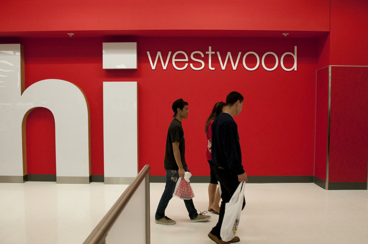 Picture of City Target Westwood