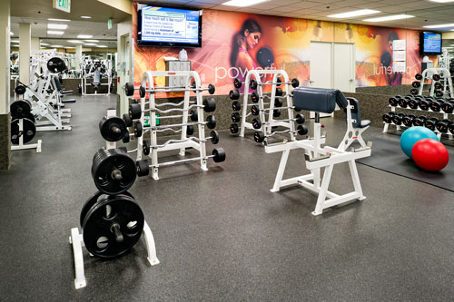 Picture of LA Fitness