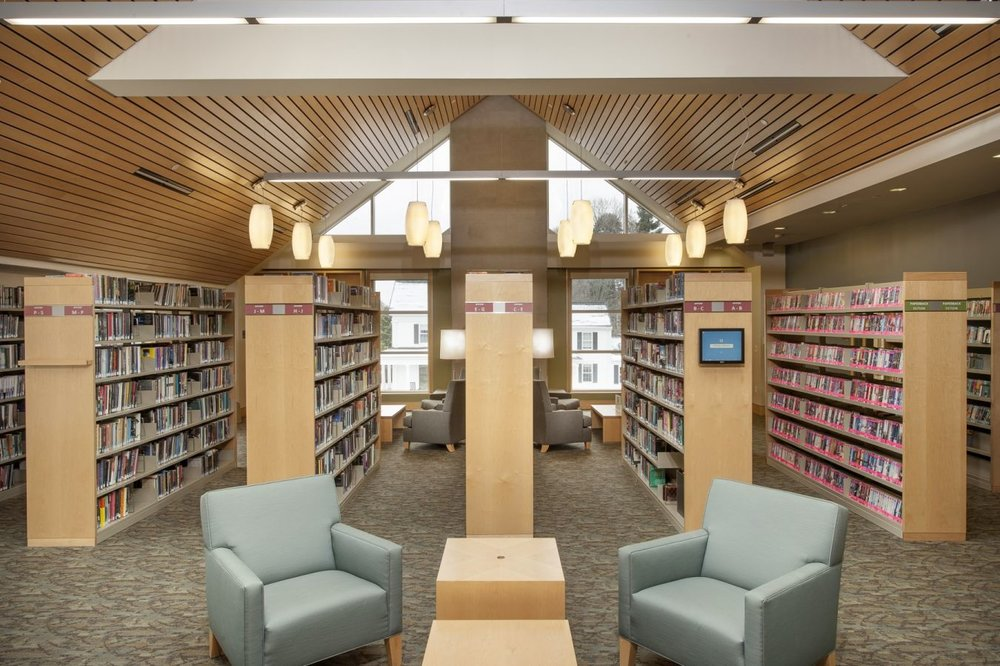 Picture of Westwood Branch Library