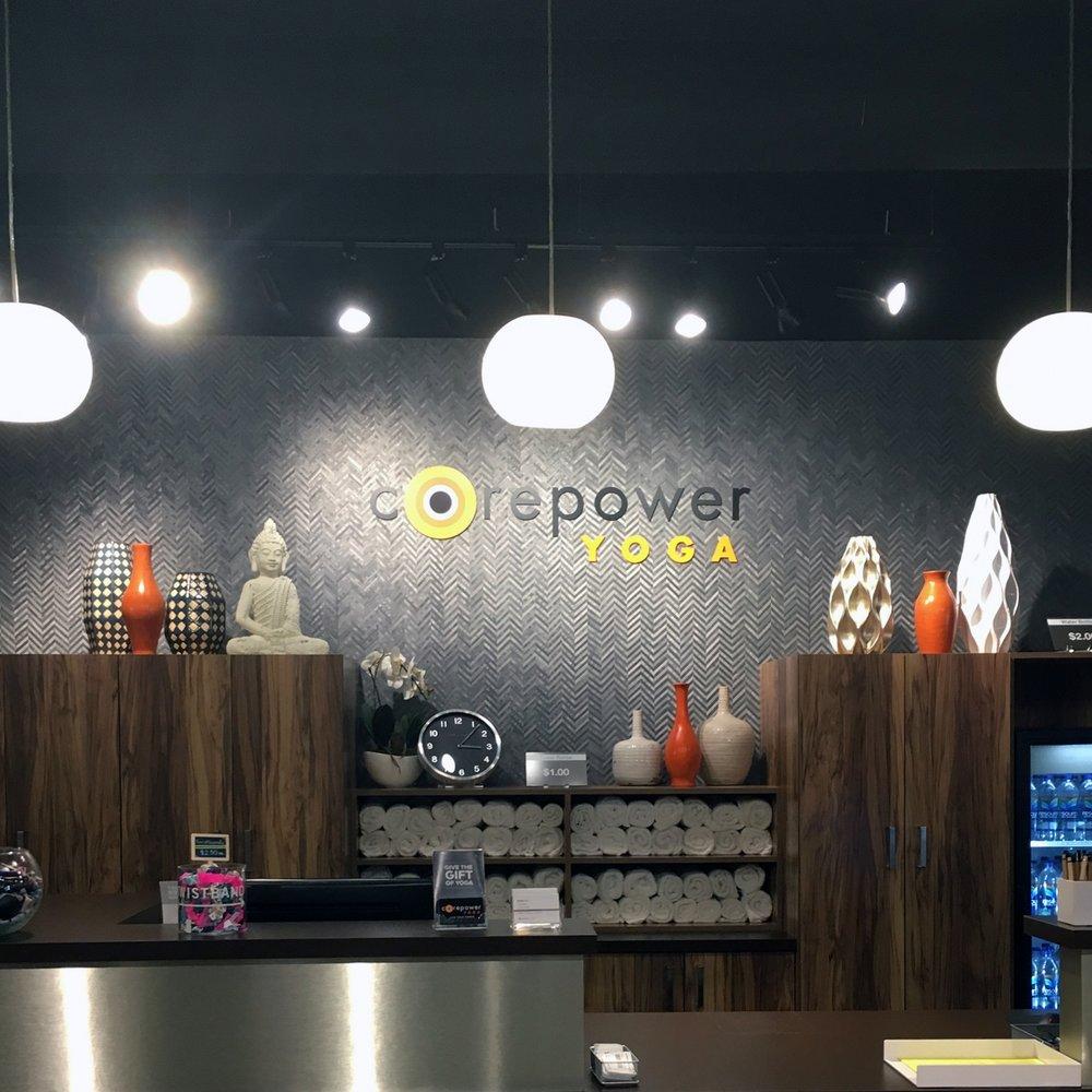 Picture of CorePower Yoga