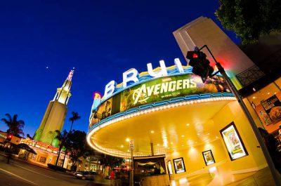 Picture of Bruin Theatre