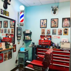 Black Stag Barbershop
