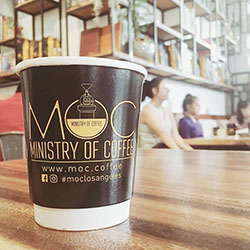 Ministry of Coffee Los Angeles