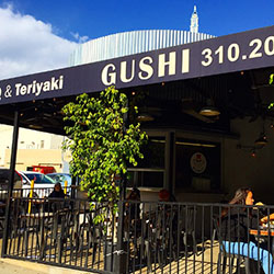 Gushi Korean BBQ & Teriyaki