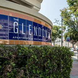 The Glendon at Westwood Village Apartments
