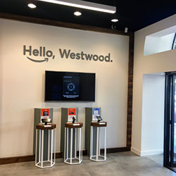 Amazon Hub Locker+ Westwood Village