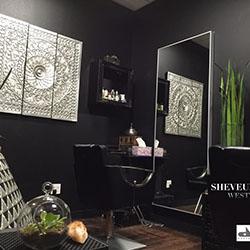 Sheveux Salon