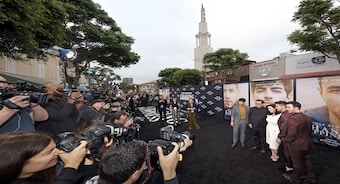 Picture of Red Carpet Movie Premieres in Westwood Village